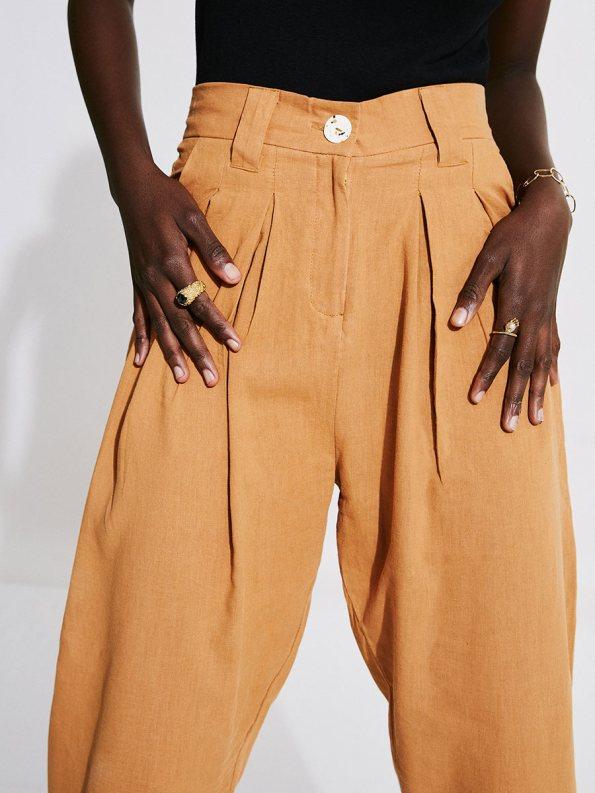 Asha Eleven Tembea Pants Chesa Crop