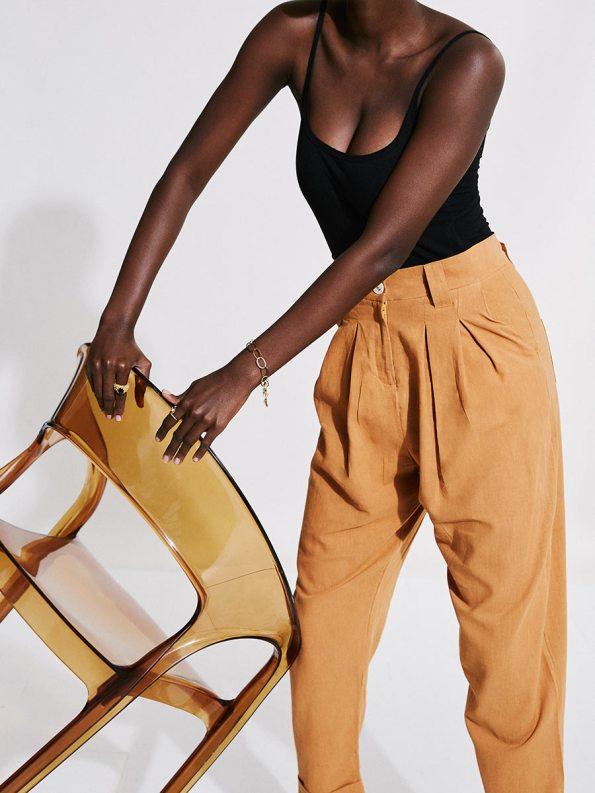 Asha Eleven Tembea Pants Chesa and Kamba Bodysuit 2