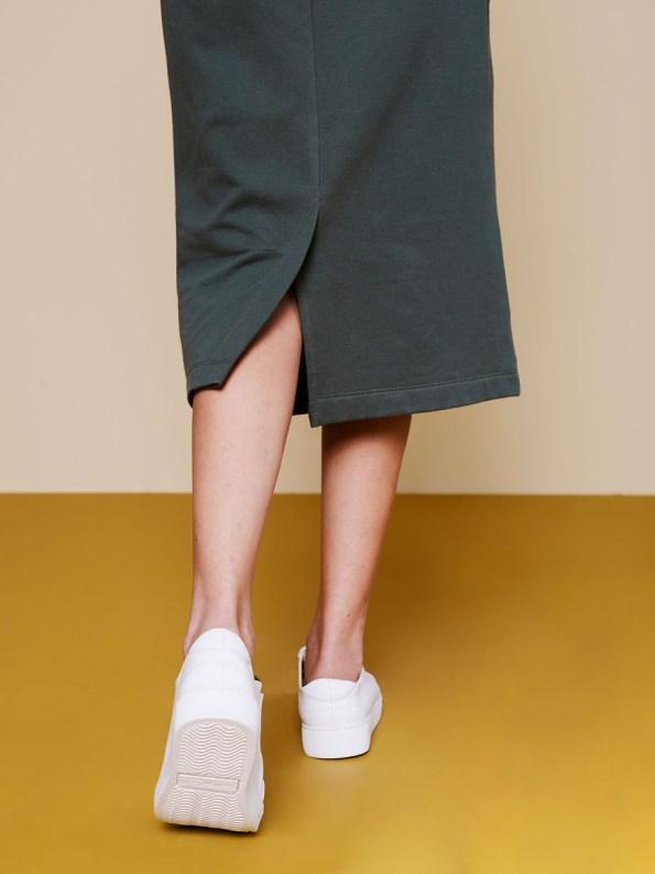 Good Lounge Skirt Olive 4