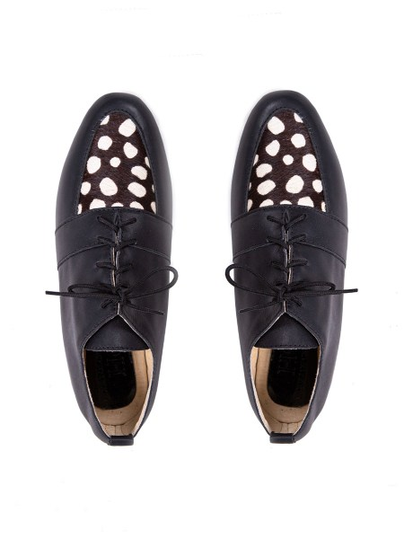 black and white brogues for women South Africa