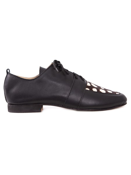 black brogues for women