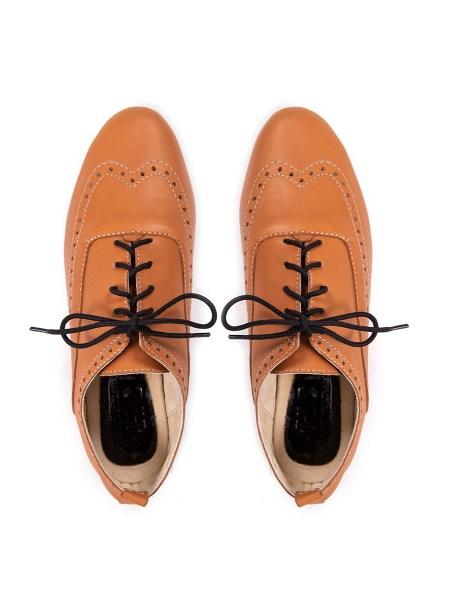 tan brown flat shoes for women South Africa