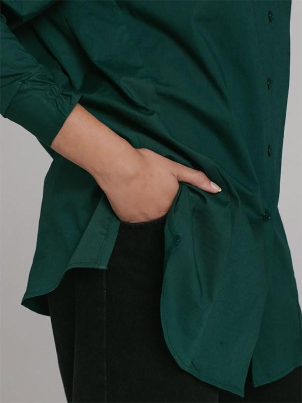 Mareth Colleen Ashley Shirt Green 5