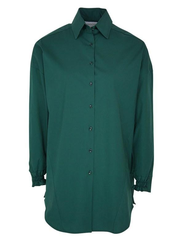 Mareth Colleen Ashley Shirt Green