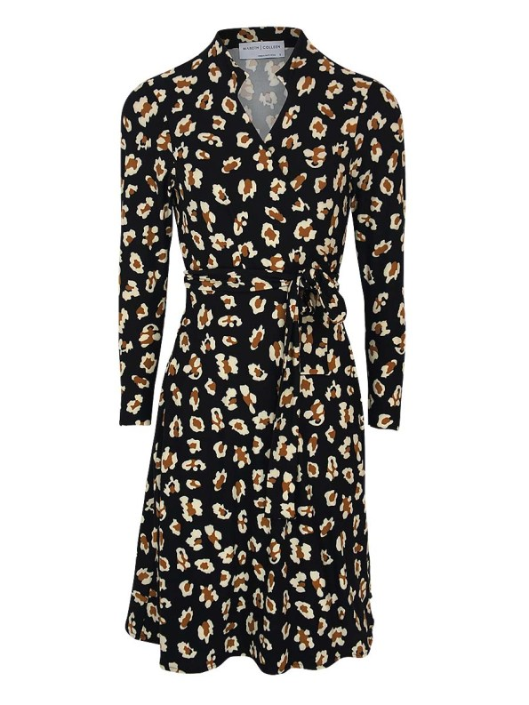 Mareth Colleen Henry leopard print