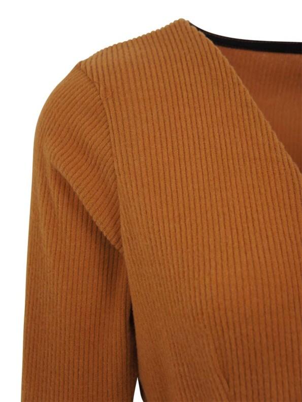 Mareth Colleen Suki Wrap Dress Detail 2
