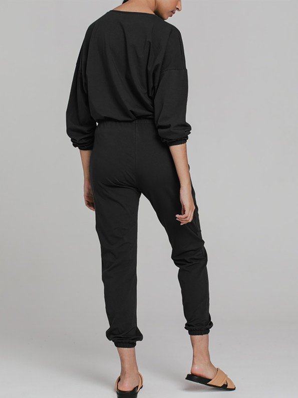 Mareth Colleen Sweater Outfit Black 3