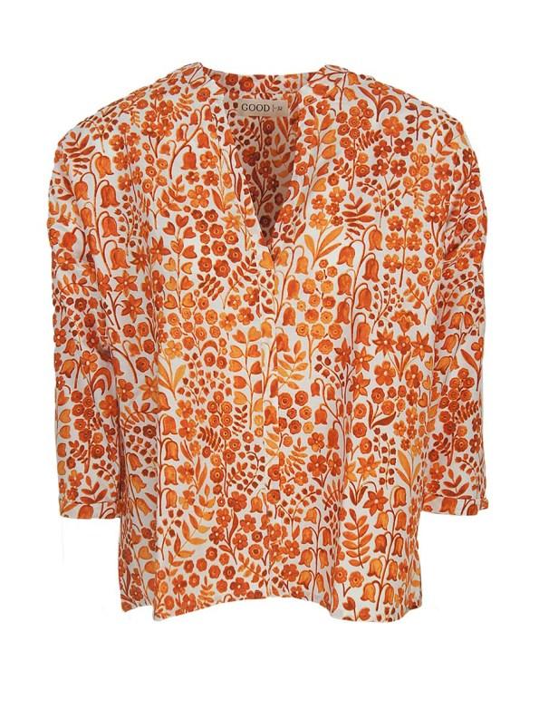 GOOD Bask Floral Shirt