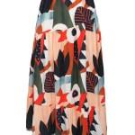 multi-coloured summer skirt