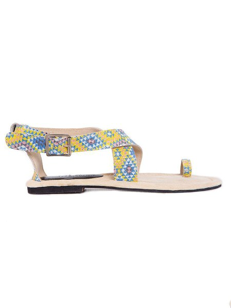 colourful sandals for women