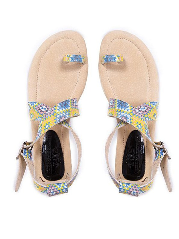 HOC Simone Sandals Colourful 2