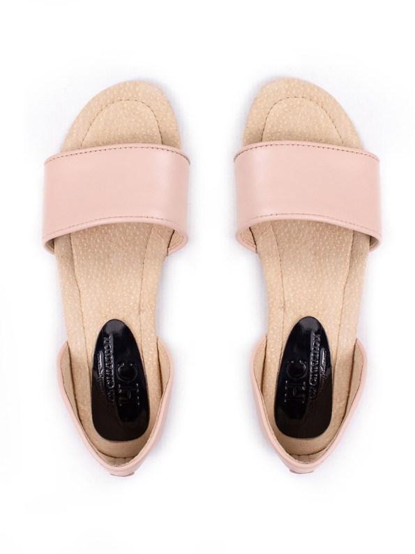 HOC Stella Sandal Blush Pink 1