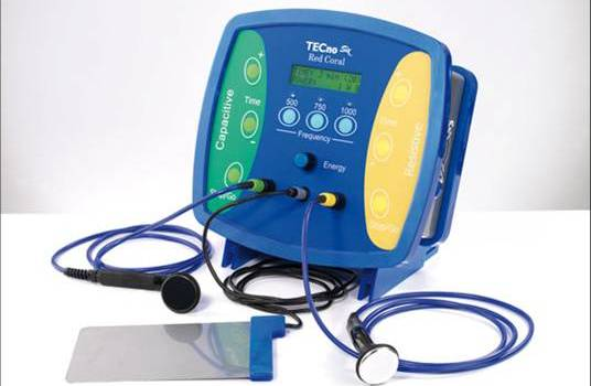 Tecar terapia (diatermia)