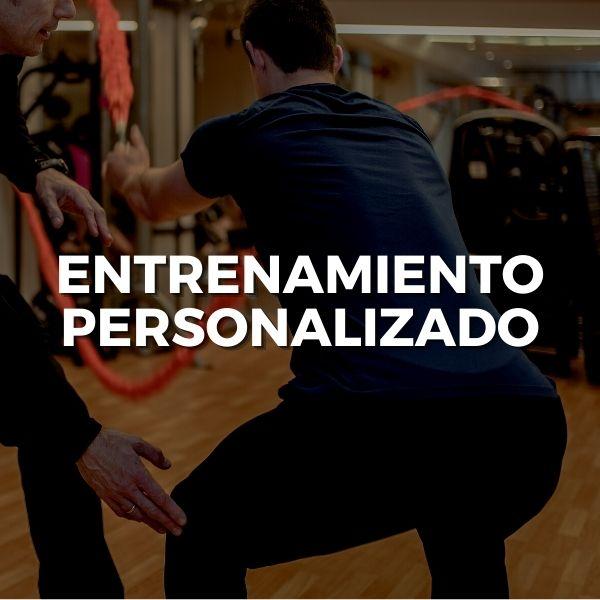 Equilibrium Club donostia San Sebastian Entrenamiento Personalizado