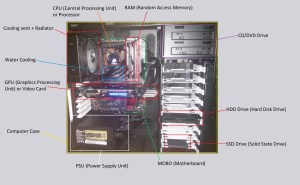Parts of a CPU  What is Important? How to choose a CPU