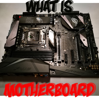 Example of Hardware - What is Motherboard for icon
