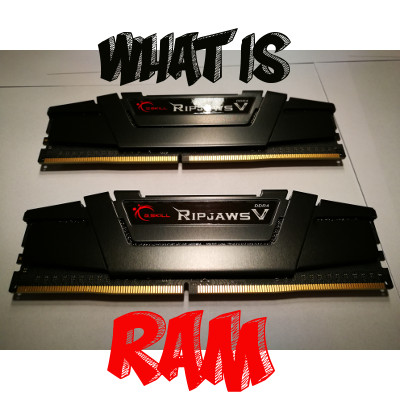 Example of Hardware - What is RAM for icon