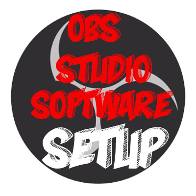 Example of OBS - Best Free Streaming Software setup icon