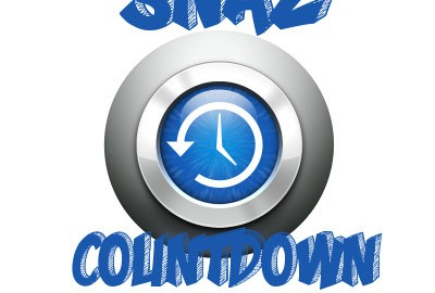 Example of OBS Countdown Plugin Snaz - how to use OBS Software - Snaz Icon
