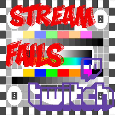 Example of Twitch - Where Stream can fail icon