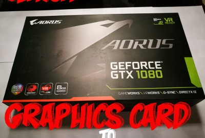 Example of How to choose the best Video Card or Graphics Processing Unit