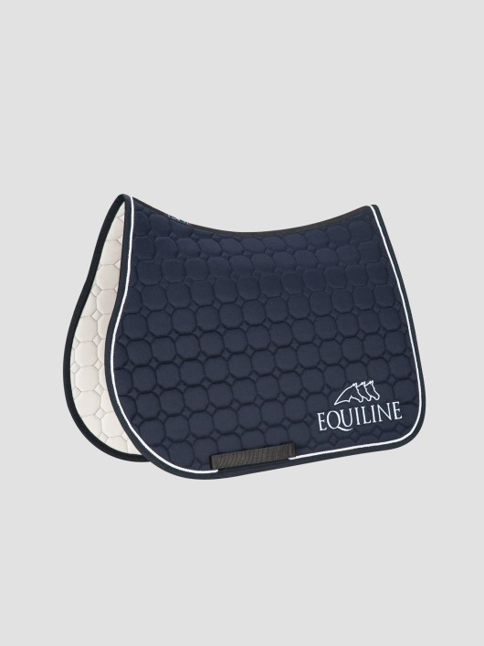 OUTLINE - Octagon Saddle Pad w/ Logo 1