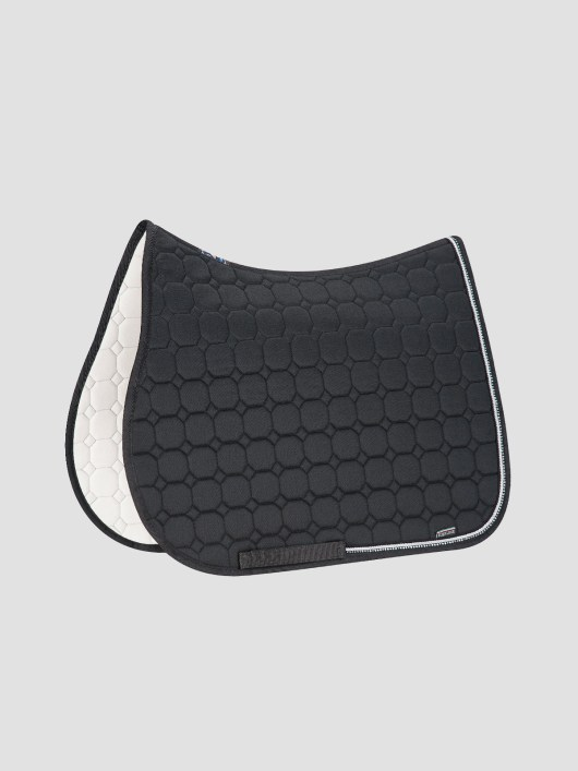RIO - Octagon Saddle Pad with Rhinestone Piping 3