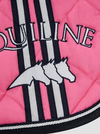 GABRY - Rombo Saddle Pad with Equiline Logo