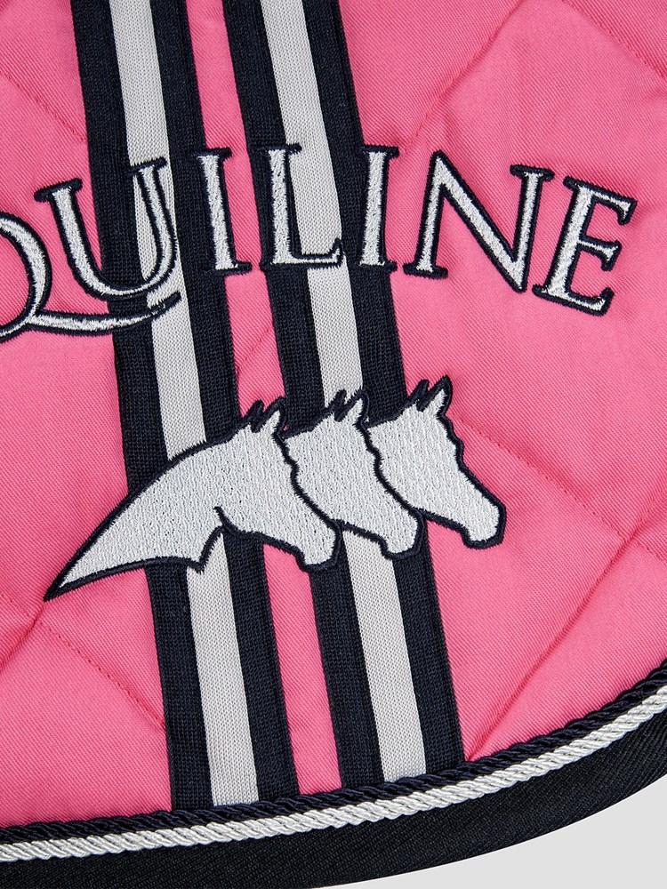 GABRY - Rombo Saddle Pad with Equiline Logo 2