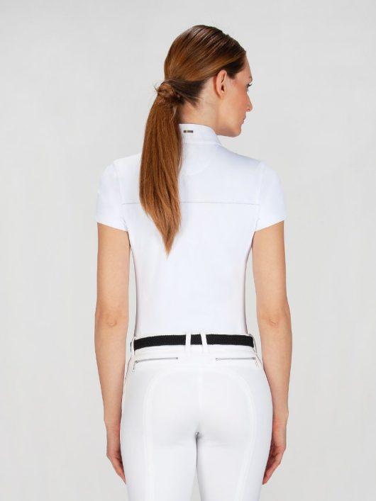 CATHERINE - Women's Show Shirt w/ Silver Detail 4