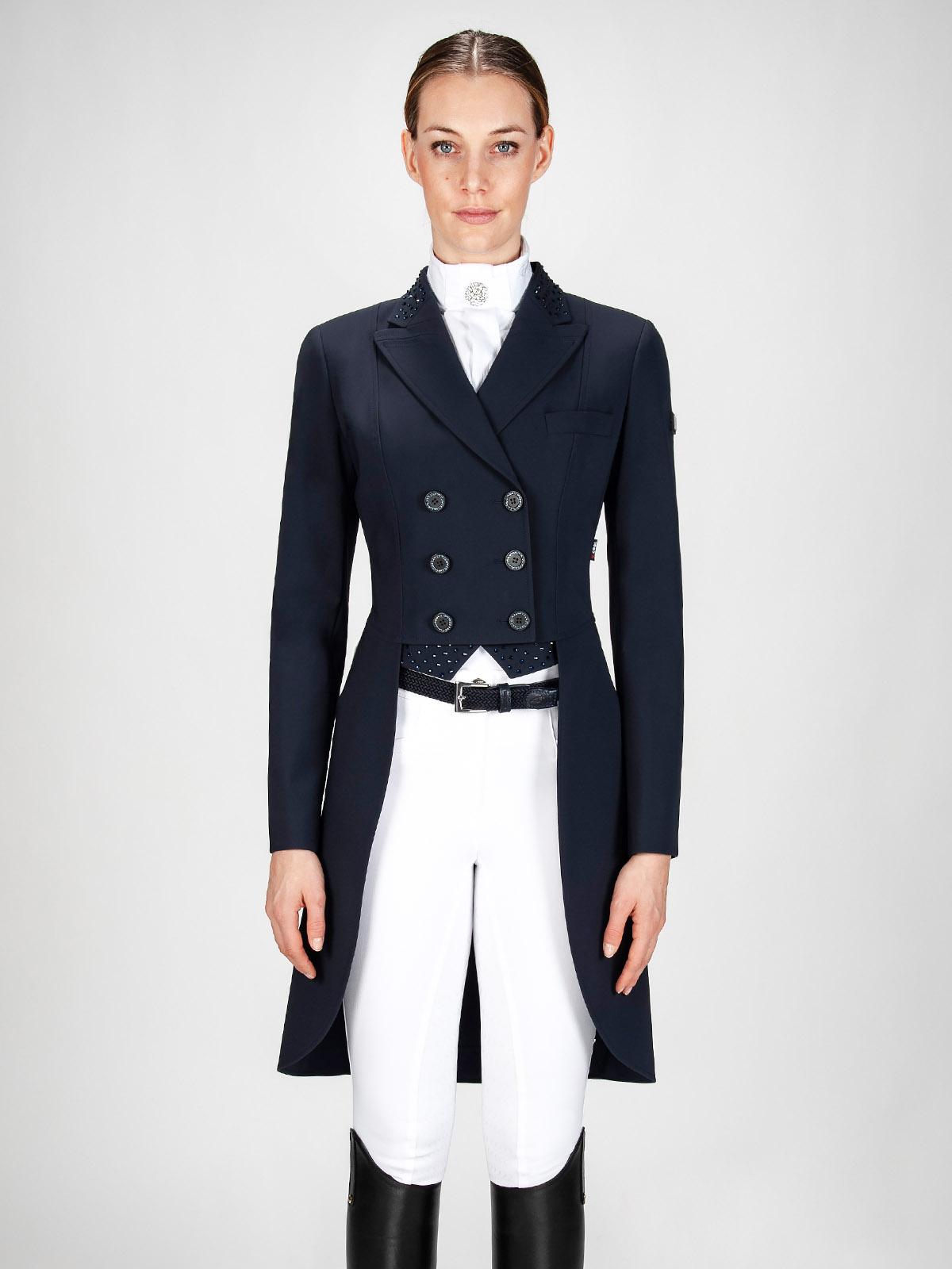 MARILYN - Women's Dressage Tail Coat X-Cool Evo 3