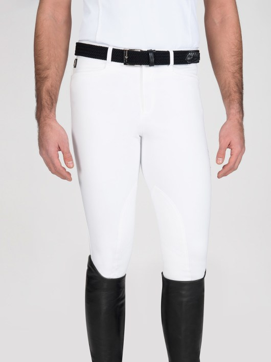 GRAFTON - Men's Knee Patch Riding Breeches 1