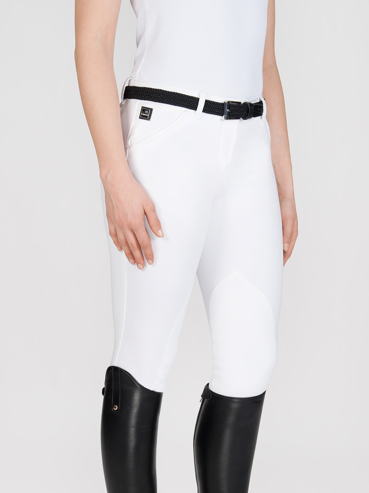 BOSTON - Women's Knee Patch Riding Breeches 2