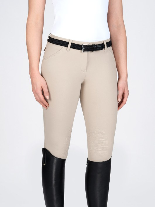 BICE- Women's Equitation Breeches with Knee Grip 1
