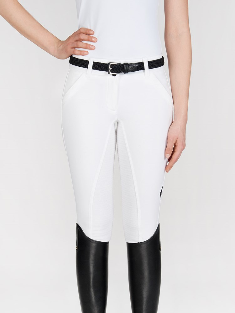 X SHAPE - Women's Full Grip Riding Breeches 4