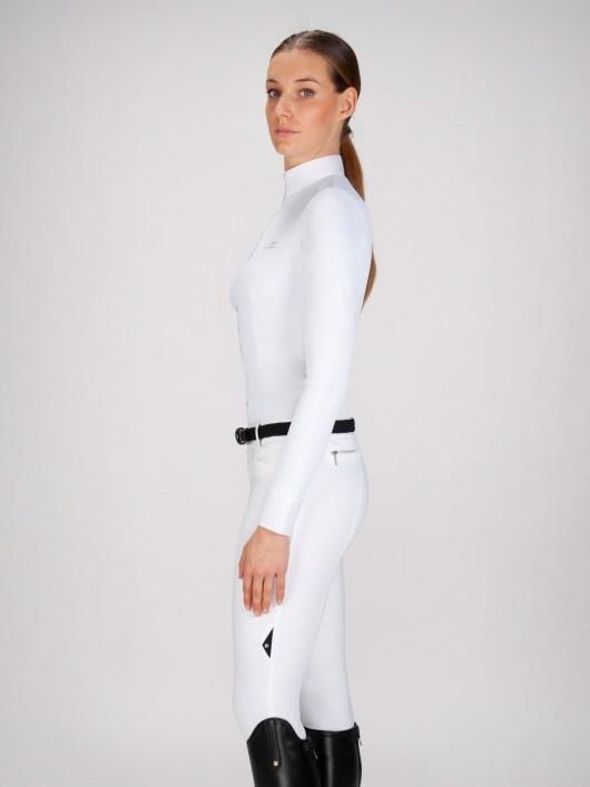 VICTORIA - Women's Long Sleeve Show Shirt 2
