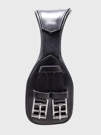 Equiline comfort Dressage girth in black