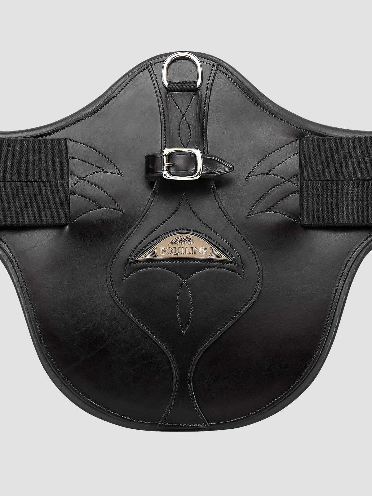 Equiline Eventing Belly Guard Girth 3