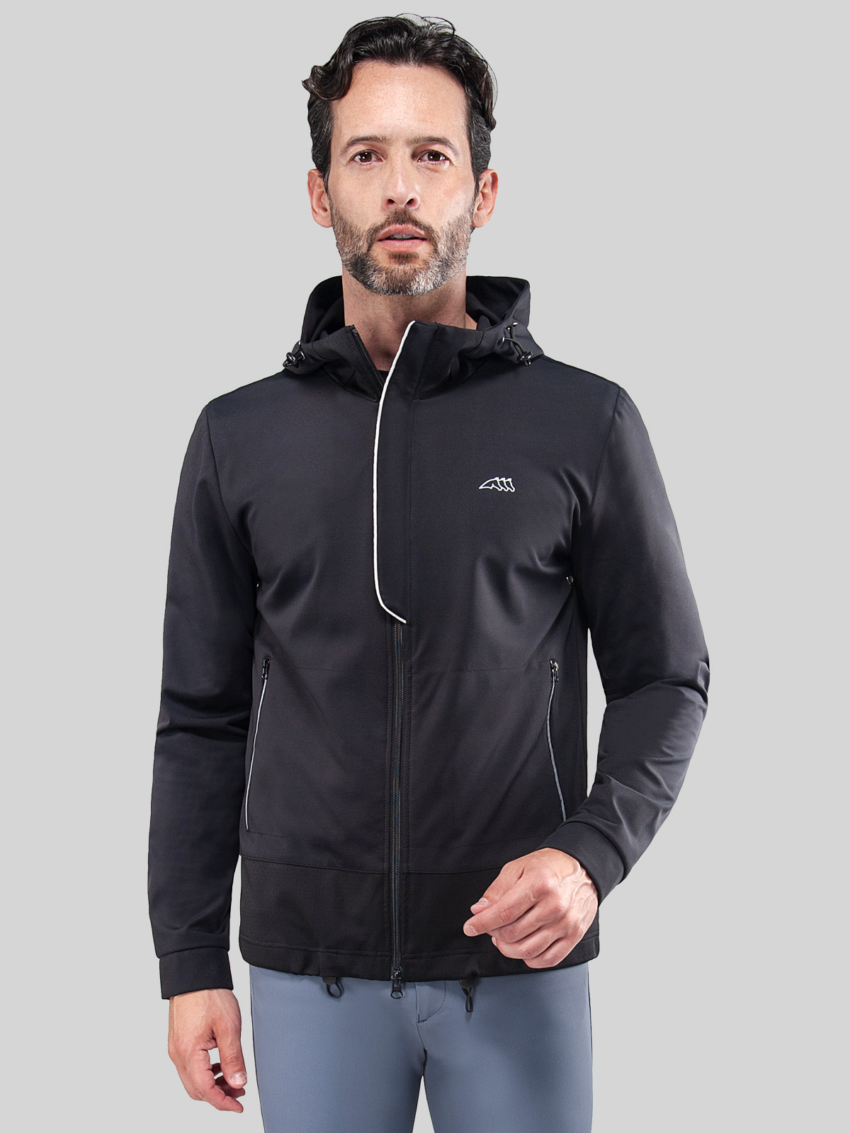 CHARLES SOFTSHELL JACKET 1