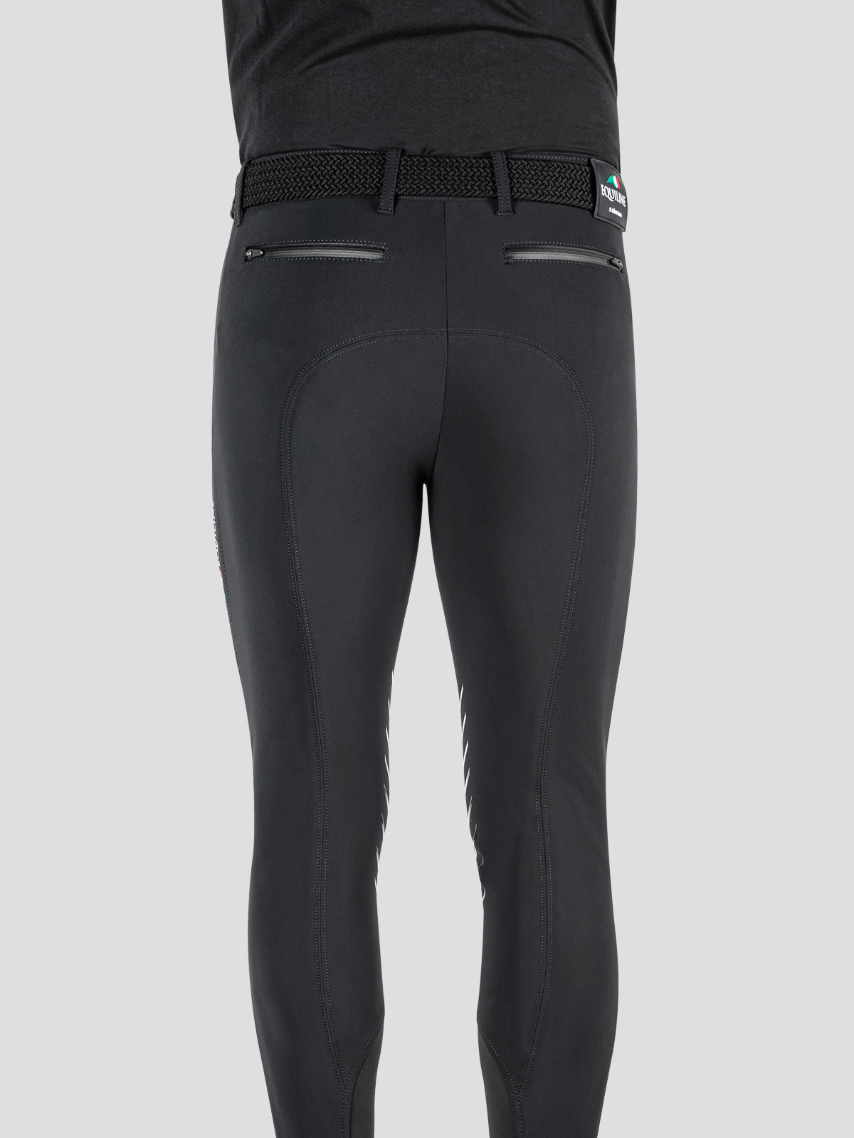 TEAM COLLECTION - MEN'S BREECHES WITH KNEE GRIP IN B-MOVE 3