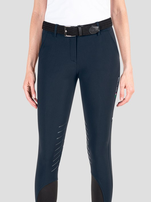 TEAM COLLECTION - WOMEN'S KNEE GRIP BREECHES IN B-MOVE 5
