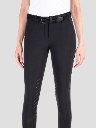TEAM COLLECTION - WOMEN'S KNEE GRIP BREECHES IN B-MOVE