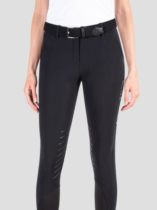 TEAM COLLECTION - WOMEN'S KNEE GRIP BREECHES IN B-MOVE 2
