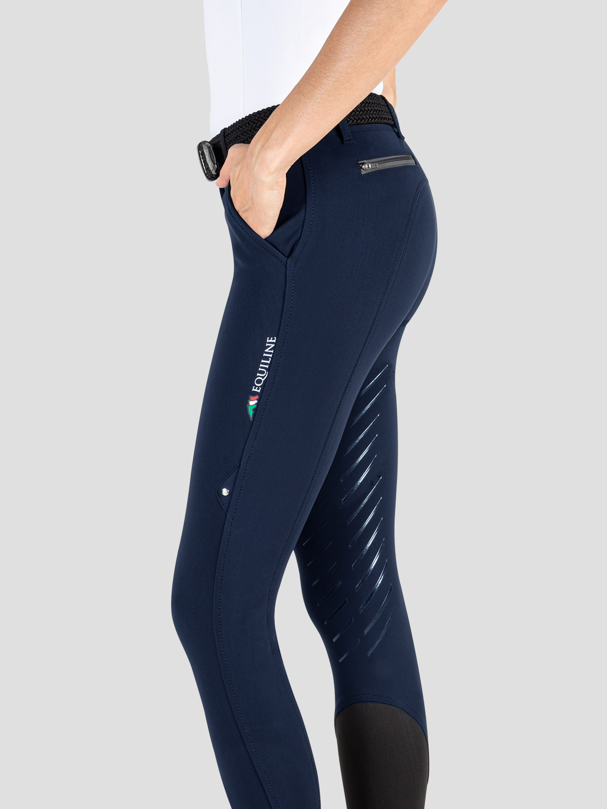 TEAM COLLECTION - WOMEN'S FULL SEAT BREECHES IN B-MOVE 2