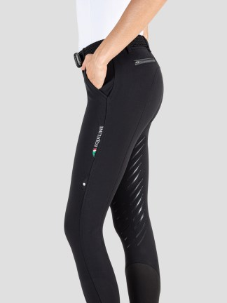 TEAM COLLECTION - WOMEN'S FULL SEAT BREECHES IN B-MOVE