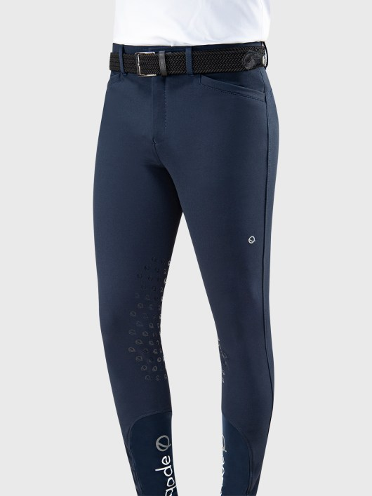 EQODE MEN'S BREECHES WITH KNEE GRIP 1