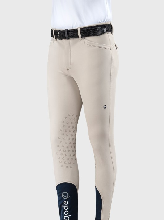 EQODE MEN'S BREECHES WITH KNEE GRIP 6