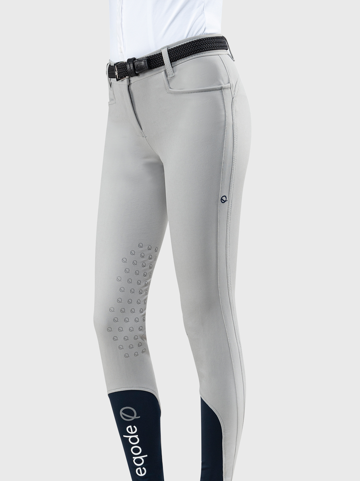 EQODE WOMEN'S BREECHES WITH KNEE GRIP 8