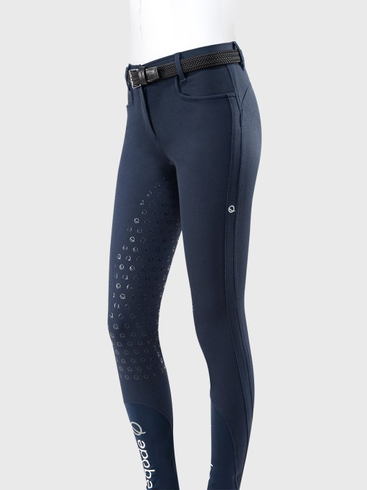 EQODE WOMEN'S BREECHES WITH FULL SEAT GRIP 7