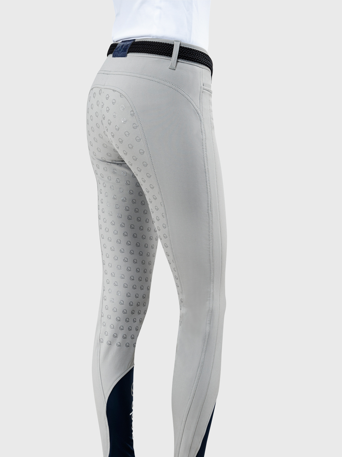 EQODE WOMEN'S BREECHES WITH FULL SEAT GRIP 4